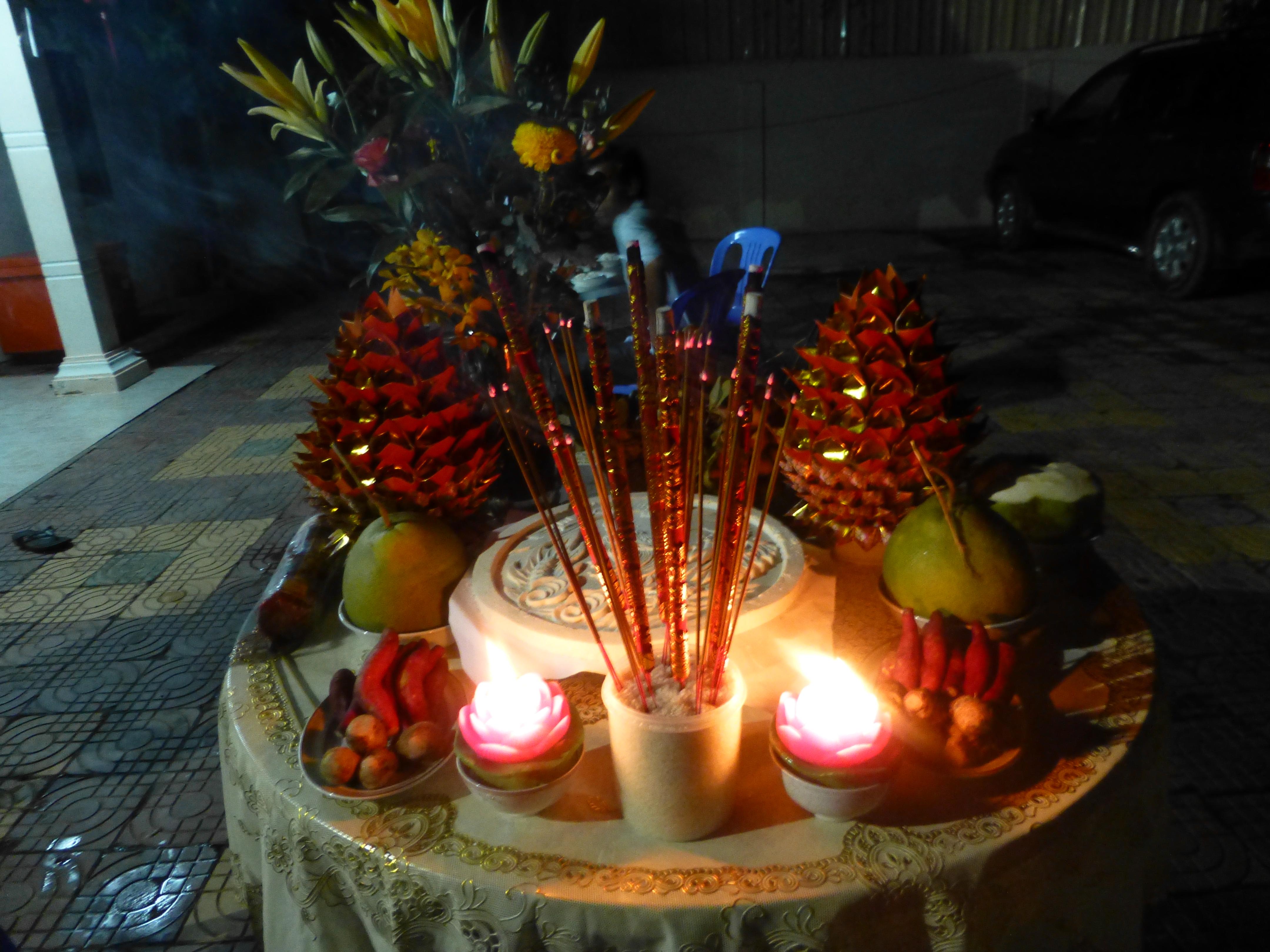 Moon Festival Fun Khmer Diaries